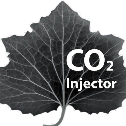 CO2 leaf injector